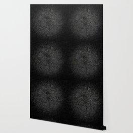 Needle Carpet Green Color Pop Wallpaper