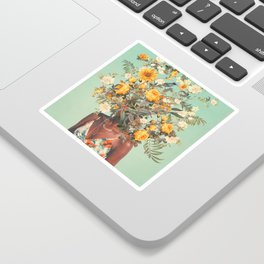 You Loved me a Thousand Summers ago Sticker