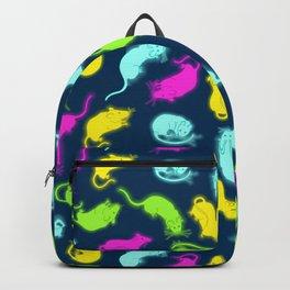 bio-luminescent mice Backpack