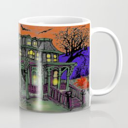 Old Victorian Queen II Coffee Mug