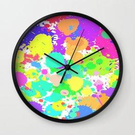 Splattt Wall Clock