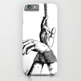 Constraints iPhone Case