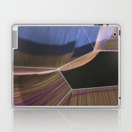 ARCH ABSTRACT 12: Janet Echelman net sculpture, Boston Laptop & iPad Skin