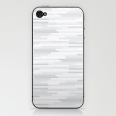 White Estival Mirage iPhone & iPod Skin
