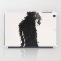 kili iPad Cases featuring Raven kili by AlyTheKitten