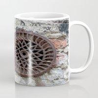 circle Mugs featuring Circle by Marieken