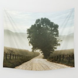 Tree of Life in Cades Cove, TN by Alli Gunter Photography  Wall Tapestry