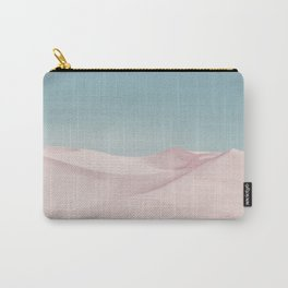 Surreal Pastel Desert Carry-All Pouch