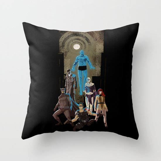 Who watches Throw Pillow