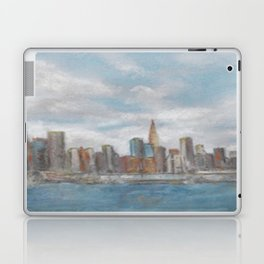 NY Skyline Laptop & iPad Skin