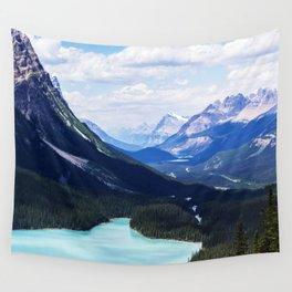 Peyto Lake, Alberta Wall Tapestry