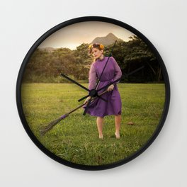 Sweeping Changes Wall Clock