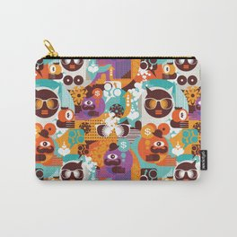 Adam and Eve. Carry-All Pouch
