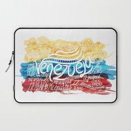 Te amo-Me amas Venezuela Laptop Sleeve