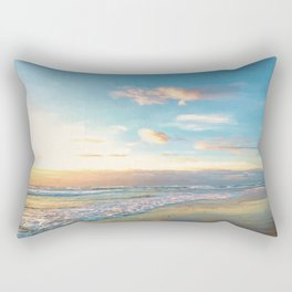 Florida blue Rectangular Pillow