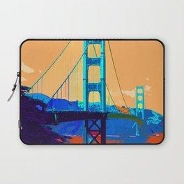 Golden_Gate_Bridge_010 Laptop Sleeve