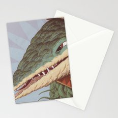 Croc Surprise Stationery Cards