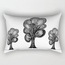 Inside Out Rectangular Pillow