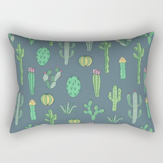 Cactus Pattern II by lavieclaire