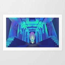 Chamber of Destiny Art Print