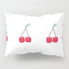 Cherries Pillow Sham