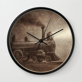 Rooftoppers - Chapter Six  Wall Clock