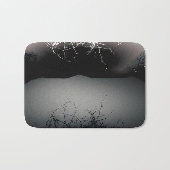 Branching Into Darkness Bath Mat