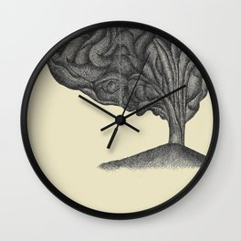 hopelessly devoted (old faithful, yellowstone, wyoming). Wall Clock
