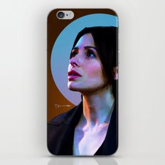 Sameen Shaw - Person of Interest iPhone & iPod Skin