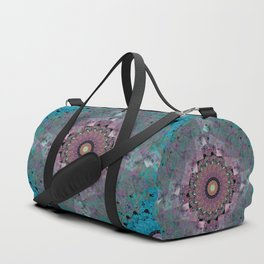 Fluid Abstract 39 Duffle Bag