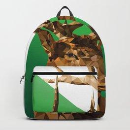 LOW POLY ELK Backpack