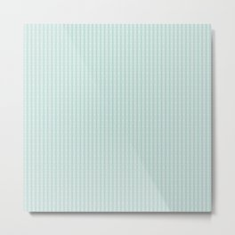 Mint Facets No 1 - Adelaide Modern Metal Print