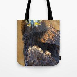 Scottish Golden Eagle Tote Bag