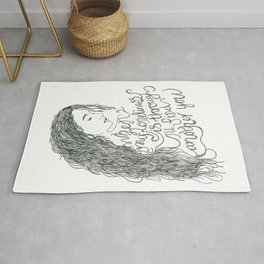 Loneliness Rug