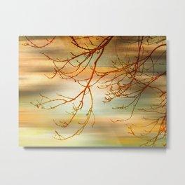 Evening Breeze. Metal Print