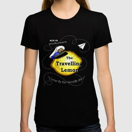 The Travelling Lemon T-shirt