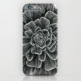 Marigold Birth Flower iPhone Case