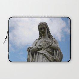 Sacred Heart Laptop Sleeve
