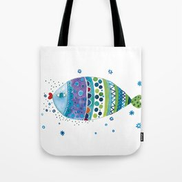 Fish3 Tote Bag