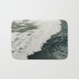 Big Sur Waves Bath Mat