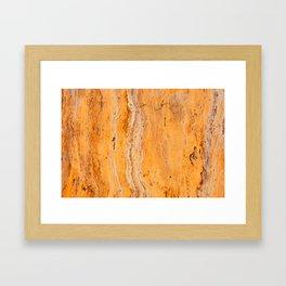 Tinted Marble Framed Art Print