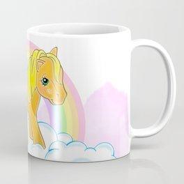g1 my little pony year 2 Applejack Coffee Mug