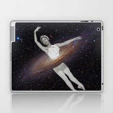 Ballerina Galaxy Laptop & iPad Skin