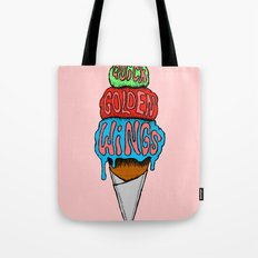 Quick Golden Wings Tote Bag
