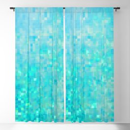 play of light .blu Blackout Curtain