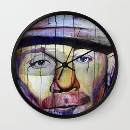 Ed Gein Wall Clock