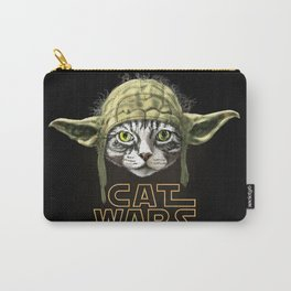 Cat Wars Carry-All Pouch