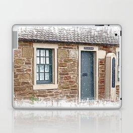 Barometer Cottage Laptop & iPad Skin
