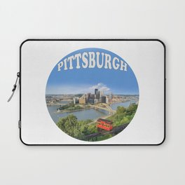 Pittsburgh Laptop Sleeve