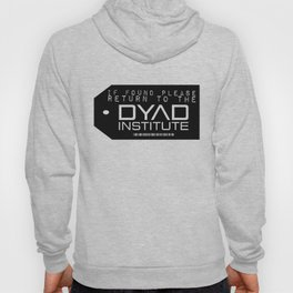 If found Return to the DYAD Hoody
